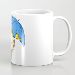 Duck Weather Coffee Mug