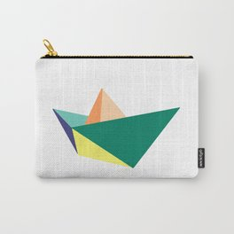 Fune, original colours on white Carry-All Pouch