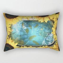Consumed Rectangular Pillow
