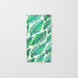 Palm Solace #society6 #buyart #decor Hand & Bath Towel