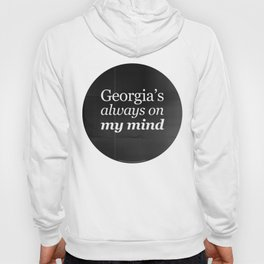 Georgia's always on my mind Hoody