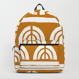 Tribal Rainbows Backpack
