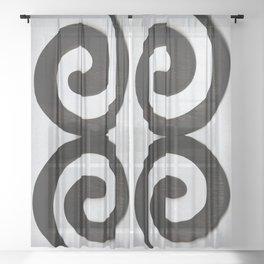 harmony Sheer Curtain