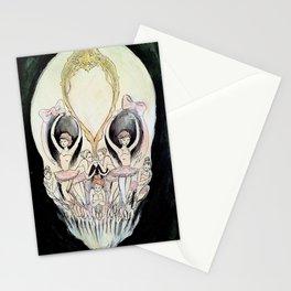 Dancer's Despair Stationery Cards