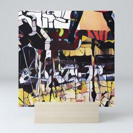 Abstract 50 #4 Mini Art Print