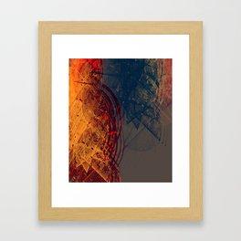 12717 Framed Art Print