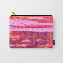 Industrial Pink Carry-All Pouch
