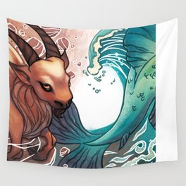 Capricorn Wall Tapestry