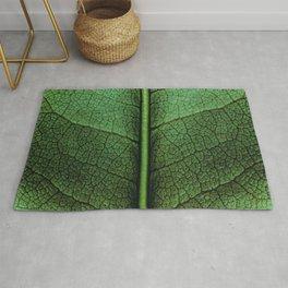 Leafy Green Rug