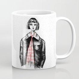 ZOMBIE GIRL Coffee Mug
