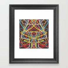 Popouoi Knox Framed Art Print