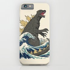 The Great Monster Off Kanagawa iPhone 6s Slim Case