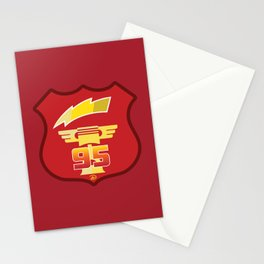 Team 95 - Pit Crew Stationery Cards