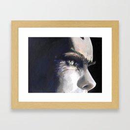 Sigor Ros Jonsi Framed Art Print