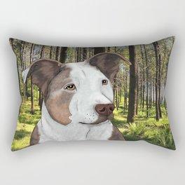 Uma Rectangular Pillow