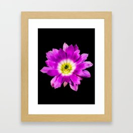 Lilac flower - 156 Framed Art Print