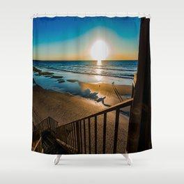 Dream Shadows Shower Curtain
