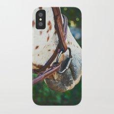 bit. iPhone X Slim Case