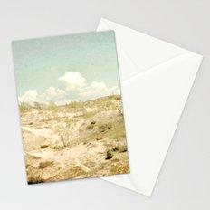 The Beginning Sleeping Bear Sand Dunes Stationery Cards
