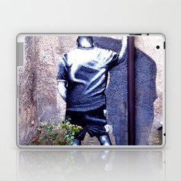 In the corner Laptop & iPad Skin