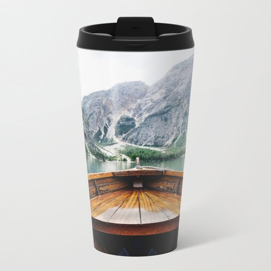 Wanderlust: Taking the Sustainable Route Metal Travel Mug