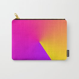 Abstract Summer Impression Carry-All Pouch