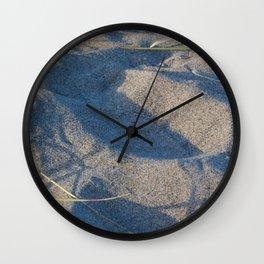 Cool Sand Wall Clock
