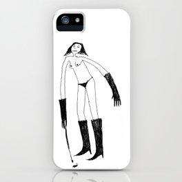 Addestratrice iPhone Case