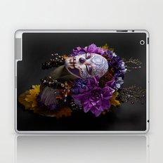 Violet Harvest Muertita Laptop & iPad Skin