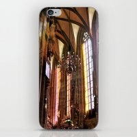 vienna iPhone & iPod Skins featuring Only Vienna by Stokes Whitaker