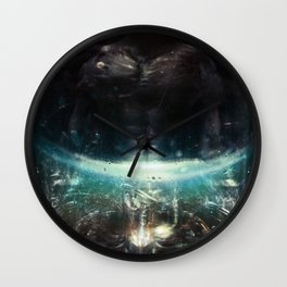 techno_logiA Wall Clock