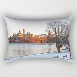 Beautiful Ottawa Rectangular Pillow