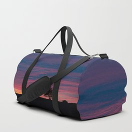 Early morning tranquility Duffle Bag