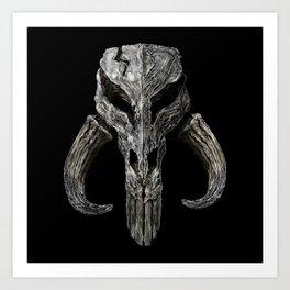 Mythosaur Art Print