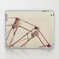ferris wheel fun Laptop & iPad Skin