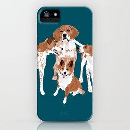 Maggie Millie Maisie and Victoria iPhone Case