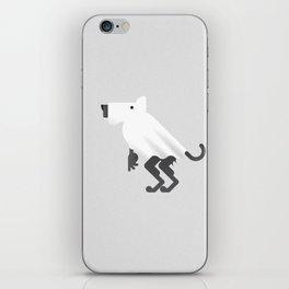 Werewolf / Ghost iPhone Skin
