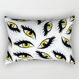 eyes pattern Rectangular Pillow