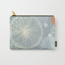 Geodesic by Friztin Carry-All Pouch