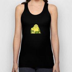 Smiling Buddha Unisex Tank Top
