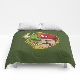 Mario Chimera Comforters