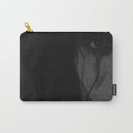 The Crow Screenplay Print (B&W) Carry-All Pouch
