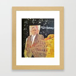 Strictly Business Framed Art Print