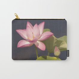 Lotus Flower by Teresa Thompson Carry-All Pouch
