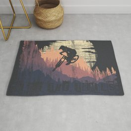 Ride The Trails Rug