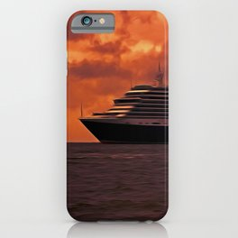 Queen Victoria iPhone Case