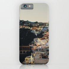 Fira at Dusk Slim Case iPhone 6s