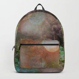 Rabbit Bokeh Backpack