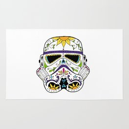 Day of the Death Star Stormtrooper Rug