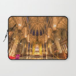 St Patrick's Cathedral New York Laptop Sleeve